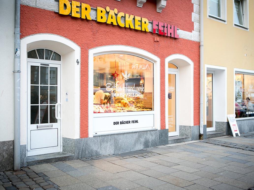 Bäckerei Feihl Neumarkt