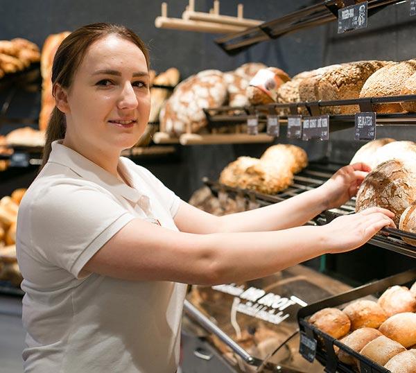 Fachverkäufer - Der Bäcker Feihl